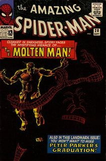 Amazing Spider-Man #31 Exact Reproduction Cvr Only w//Orig Ads Key 1st Gwen Stacy