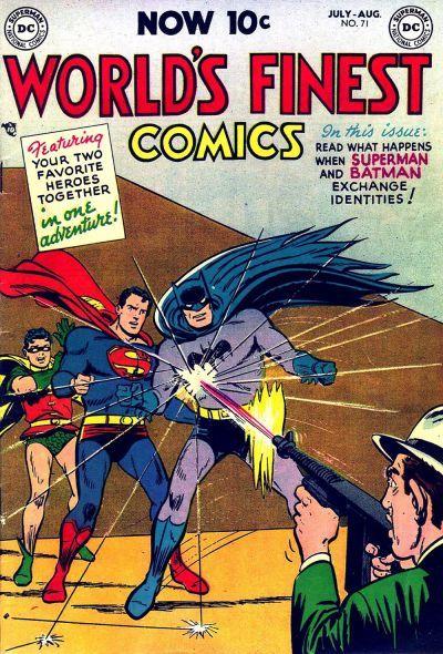 eyJidWNrZXQiOiJnb2NvbGxlY3QuaW1hZ2VzLnB1YiIsImtleSI6IjY0NjcwMzg5LTgyN2UtNDdkOC1hMmFiLTQzNDNkMGRlYzJlOC5qcGciLCJlZGl0cyI6W119 Golden Age Top 100 Purge: World's Finest Comics #71