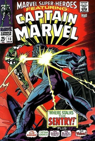 eyJidWNrZXQiOiJnb2NvbGxlY3QuaW1hZ2VzLnB1YiIsImtleSI6Ijc5MzVjYTE1LTg5NjUtNDJmYi05YzgyLTY0MWNmZDc1ZDFjNC5qcGciLCJlZGl0cyI6W119 Purging the Top 100 Silver Age: Marvel Super-Heroes #13