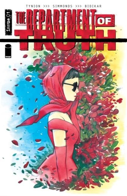 DEPARTMENT OF TRUTH 4  Cover  A  /& B  Variant  Image Comics 12//23 pre-sale NM