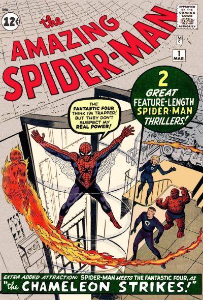 eyJidWNrZXQiOiJnb2NvbGxlY3QuaW1hZ2VzLnB1YiIsImtleSI6IjkzZmY2OTZlLTJlZWYtNDE5Zi1iOWFjLWFlODg3ZDBhZDQ4MS5qcGciLCJlZGl0cyI6W119 Silver Age Purge from the Top 100: Amazing Spider-Man #1