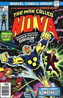 Nova V.2 U-PICK ONE #7,14,15,16,17 or 18 Marvel 1994-95 Issues PRICED PER COMIC